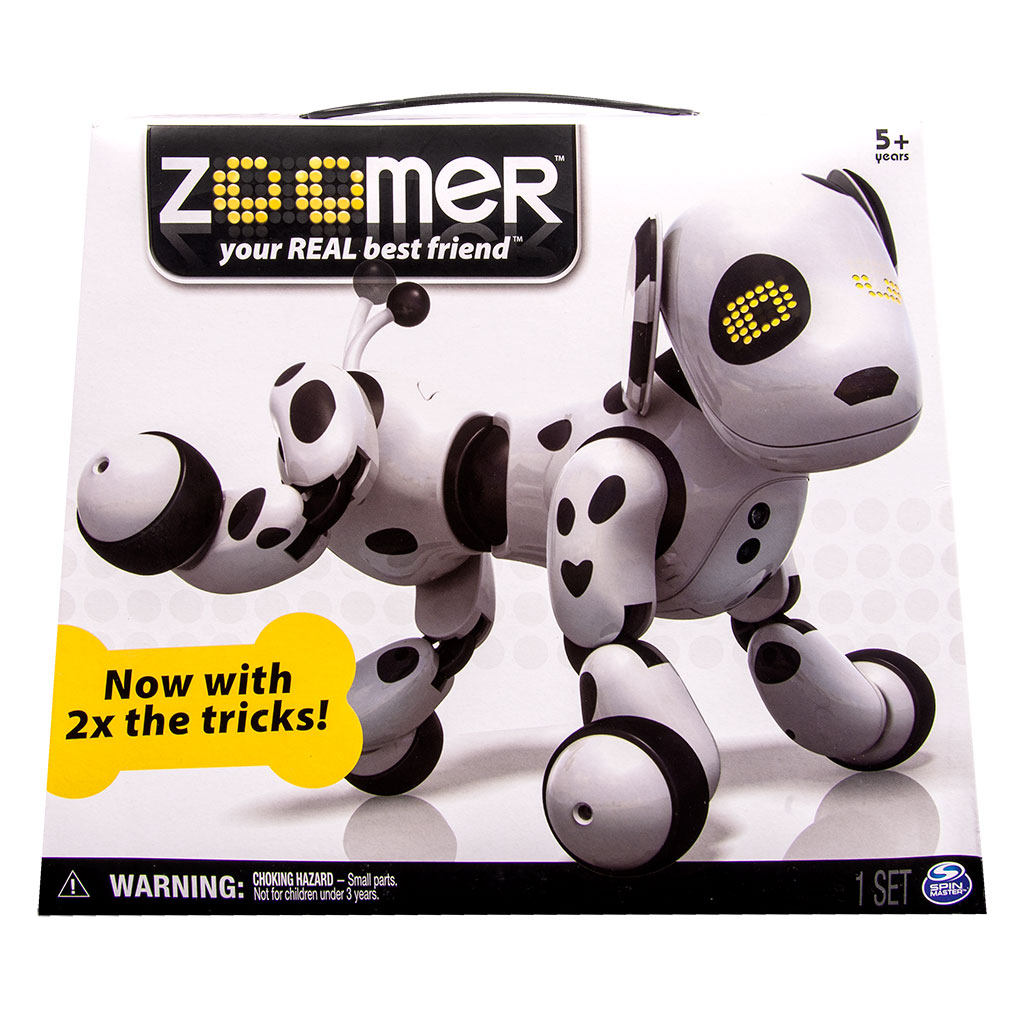 Amazon Uk Zoomer Robot Dog