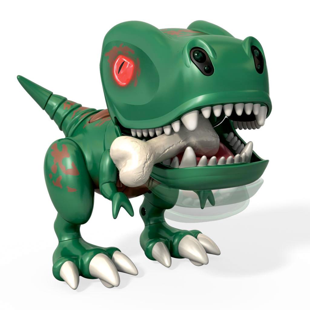 Zoomer Dino Chomplingz Z-Rex de Spin Master